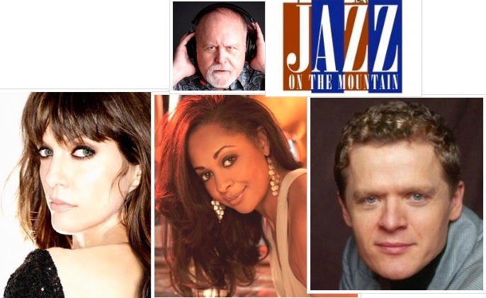 MY JAZZY VALENTINE at Jazz on the Mountain Musical director: Hilary Kole, featuring LaTanya Hall, Christopher Gines,  and directed/narrated by Michael Bourne