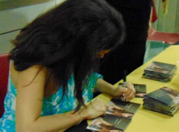 autographed CD image
