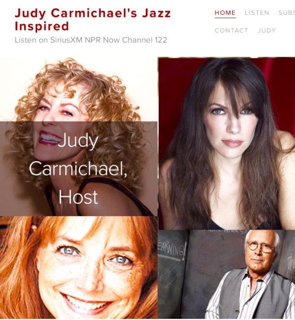 Judy Carmichael Jazz Inspired imge