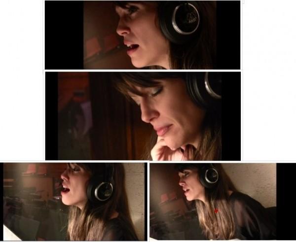 Hilary Kole at NOLA Recording Studio Sep 28 2013-- photos by Sandi Bachom