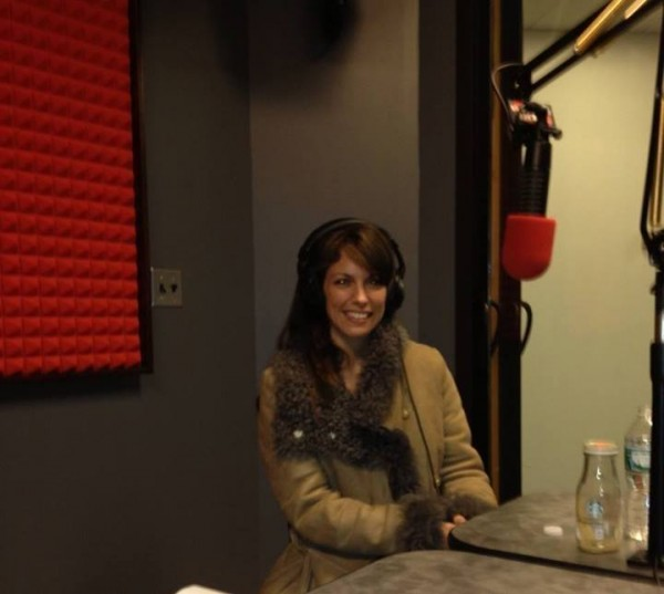Hilary Kole on Sweet Sounds with Ron Forman at WKRB