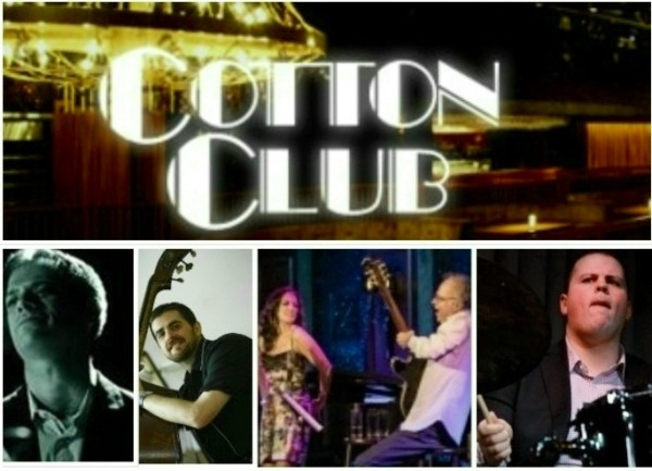 Hilary Kole & Band at The Cotton Club Tokyo 2014