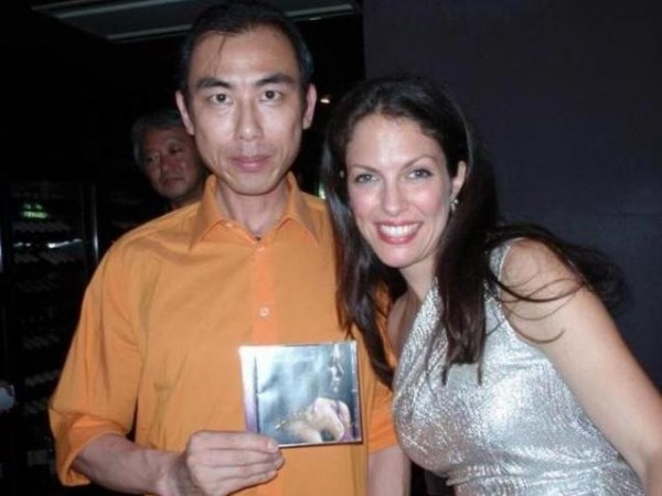 With Meguru, a fan and new friend I met after my band and I completed a set at the Blue Note-TOKYO June 2012