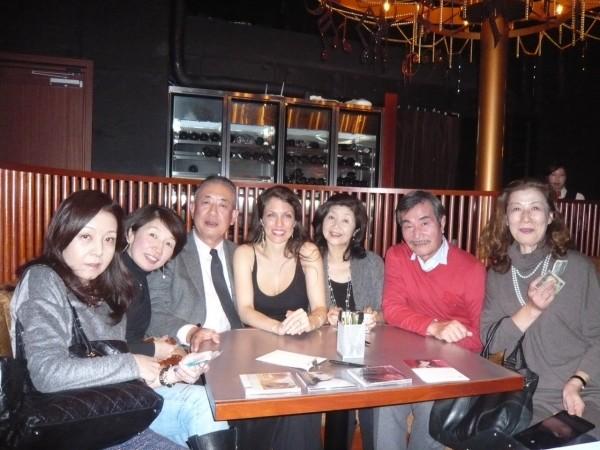 January 6 @ the Cotton Club Tokyo with Jiro Kimura & Friends