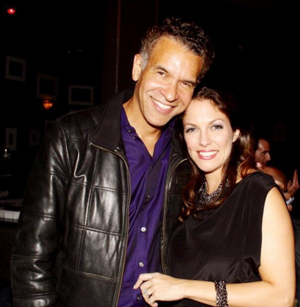 with the wonderfully talented Brian Stokes Mitchell at JALC