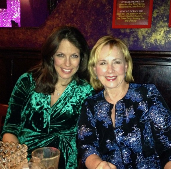 With acclaimed jazz vocalist & musical educator, Roseanna Vitro. at The Metropolitan Room for performance in Jazz Soup Mar 31 2015