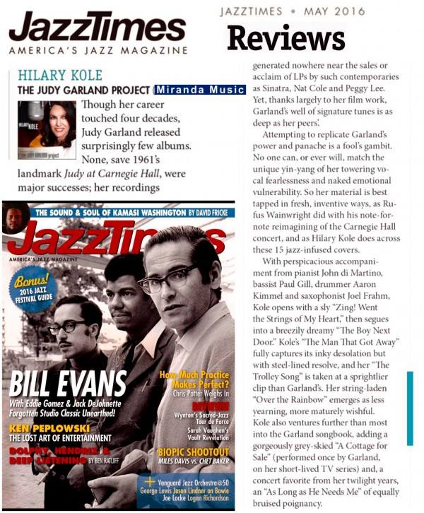 Jazz times review image